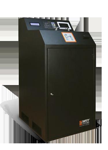 Distributore Armadio automatizzato multifunzione Dispostitivi DPI ARGO GR PRO