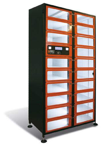Distributore Armadio automatizzato multifunzione Argo LK Pro