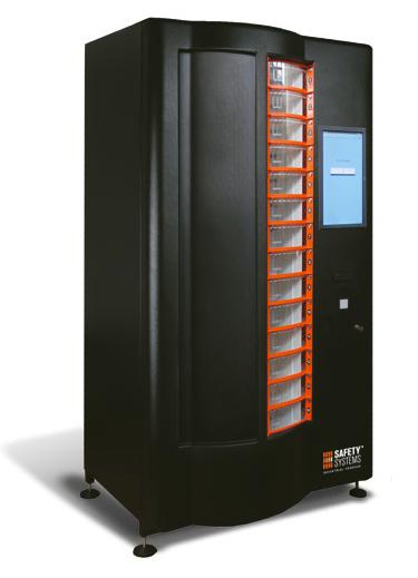 Distributore Armadio automatizzato multifunzione Argo TS Pro