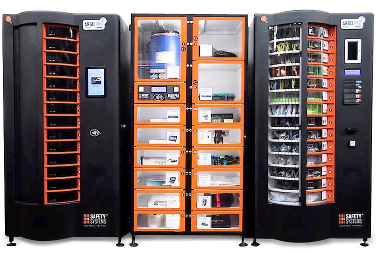 MRO Magazzini automatici distributori Dispostitivi DPI Distributori Automatici DPI