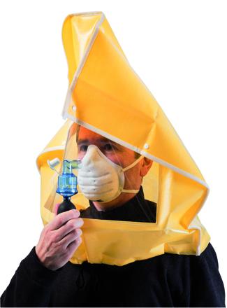Fit test respiratori