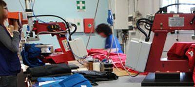 Realizzazione abbigliamento da lavoro personalizzato (Corporate)